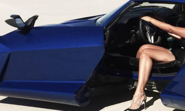 Новый суперкар Rezvani Beast Alpha разгонится досотни за3,2 секунды