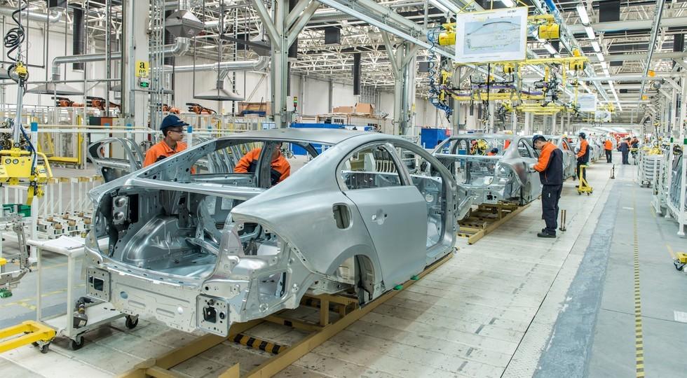 Вольво будет собирать в КНР больше машин