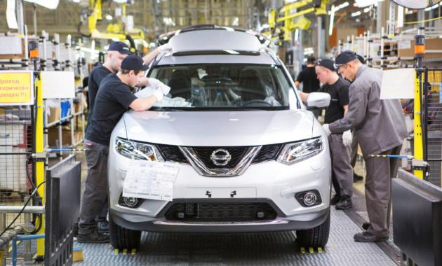 Производство авто вПетербурге снизилось на9%
