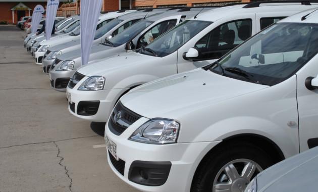 В Российской Федерации продажи новых машин снизились ксередине осени на4%