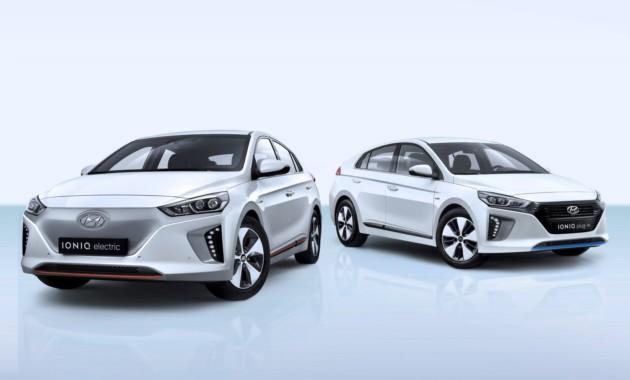 Хёндай к 2020-ому году рассчитывает выпустить 14 моделей электромобилей