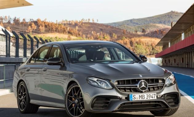 Продажи авто Mercedes осенью увеличились на11,5%
