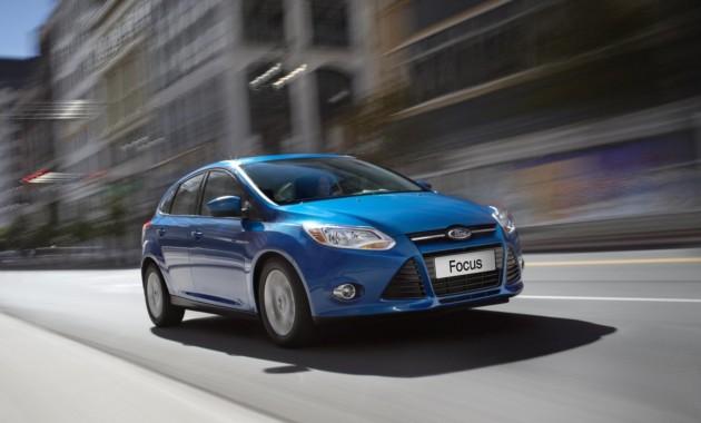 Форд Focus стал снова заграничным лидером вторичного авторынка