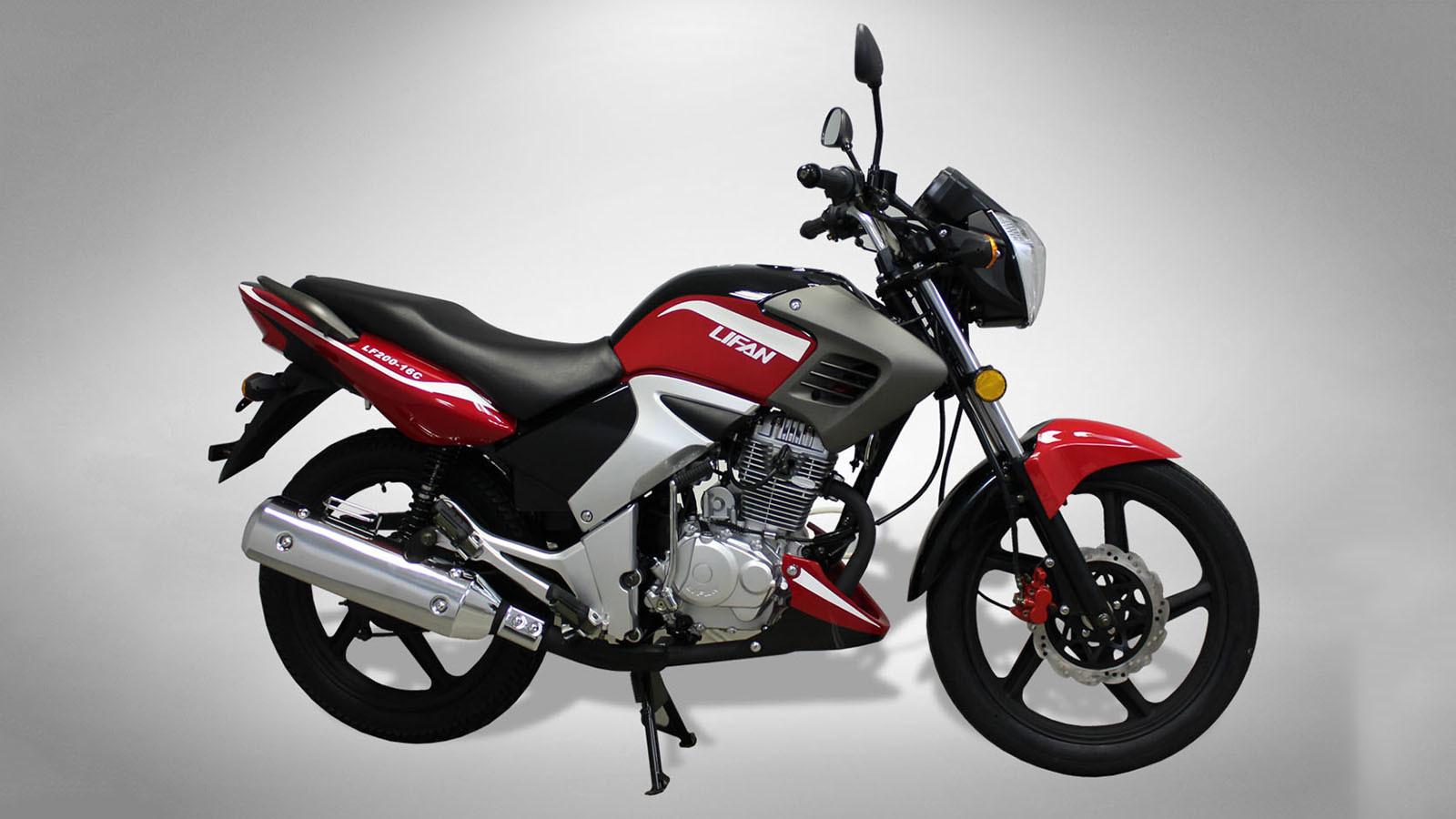 Собственный модельный ряд мотоциклов расширит в РФ Лифан