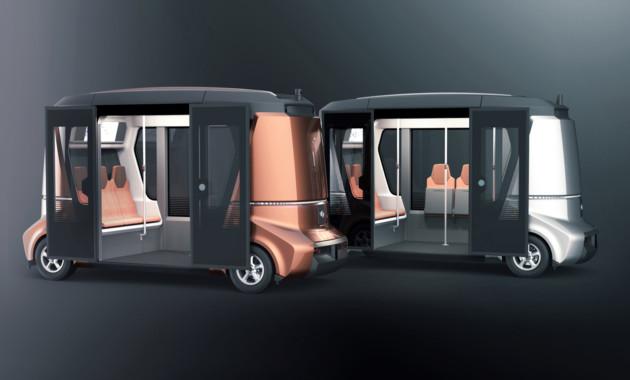 Беспилотные автомобили появятся наВДНХ ивЛужниках