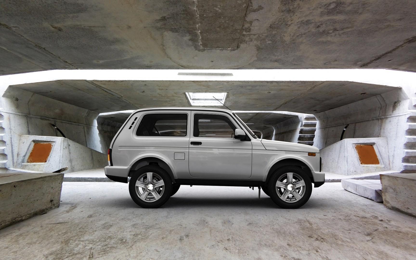 Lada 4x4 оказался самым популярным внедорожником навторичном рынке в России