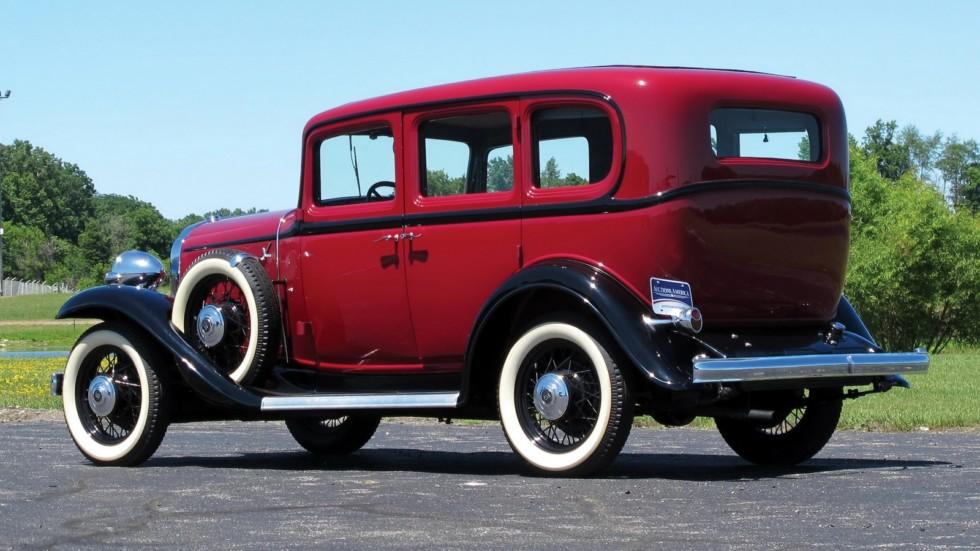 На фото: Buick Series 90 '1932