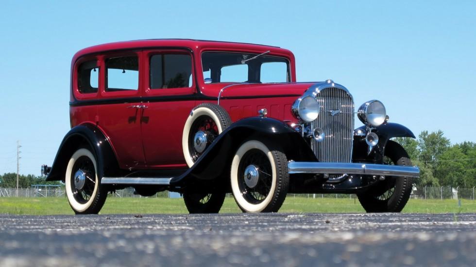 Buick модели 1932 года — модель, копией которой являлся Ленинград-1 (Л-1).
