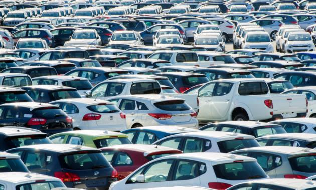 Европейский рынок автомобилей осенью вновь ушел «вминус»