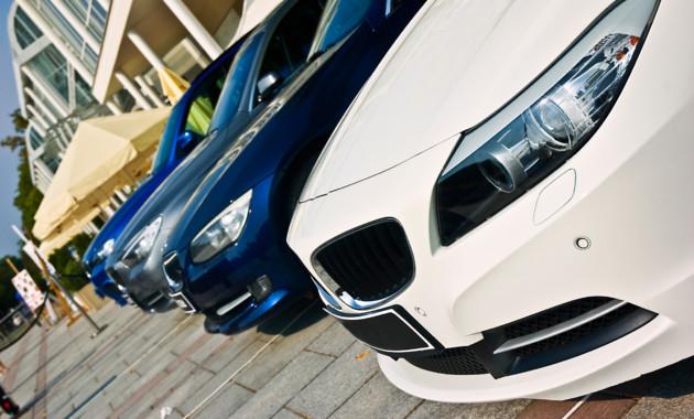 В РФ назвали регионы ссамыми дорогими автомобилями