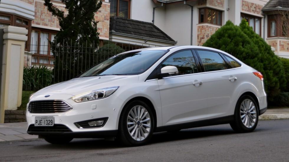 На фото: Ford Focus '2015–н.в.