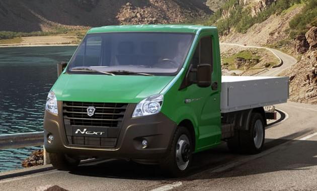 Продажи новых LCV марки ГАЗ увеличились внынешнем году