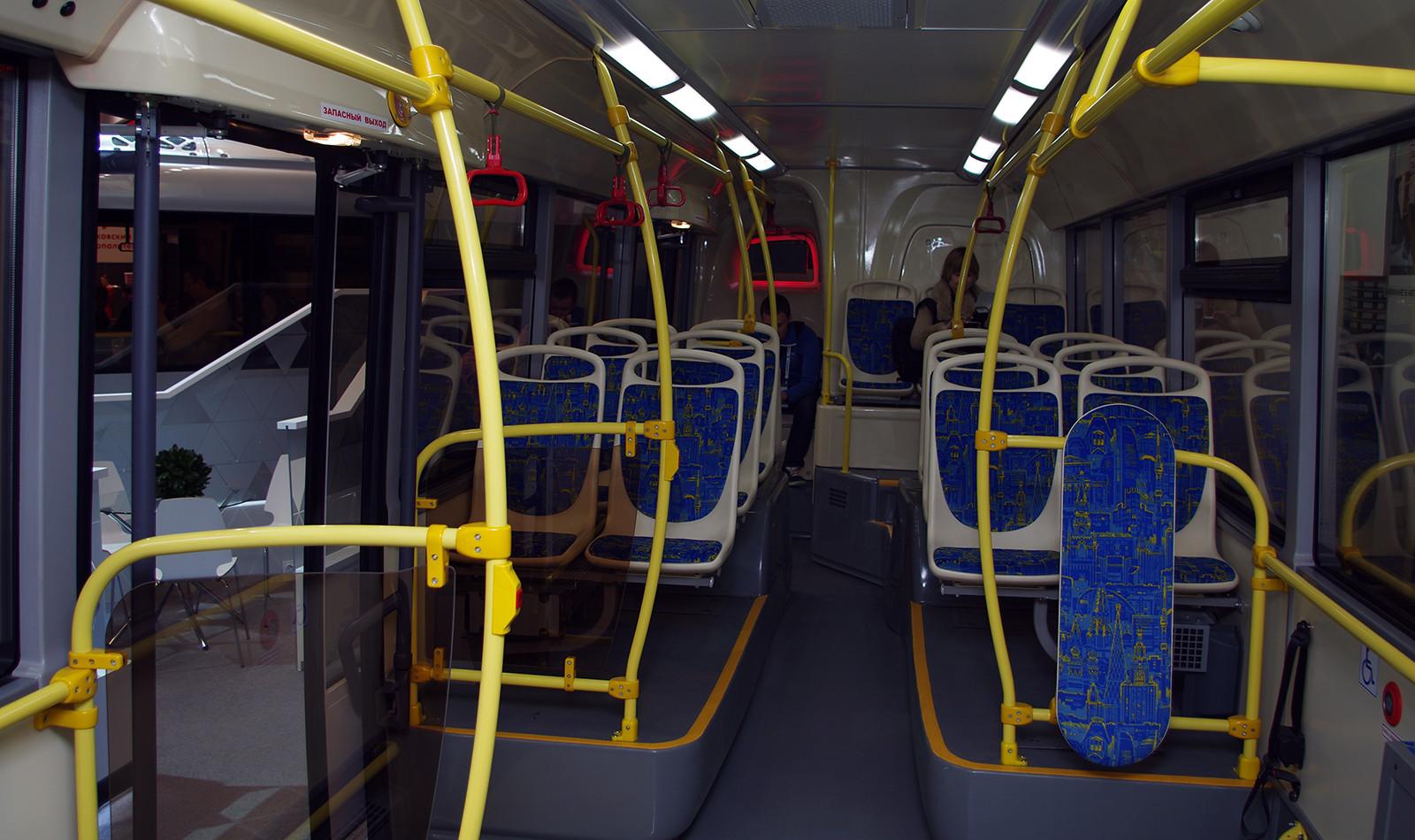 «Мосгортранс» взял натестовую эксплуатацию электробус марки ГАЗ