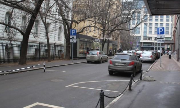 Бесплатных парковок в новейшей столице России будет на8 тыс. больше