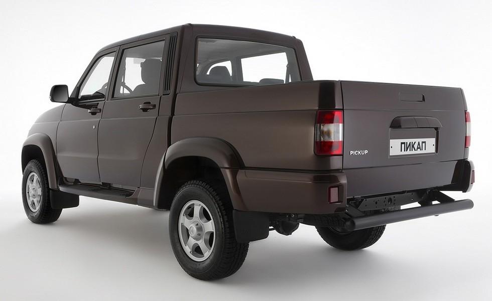Обновился UAZ Pickup, известны цены