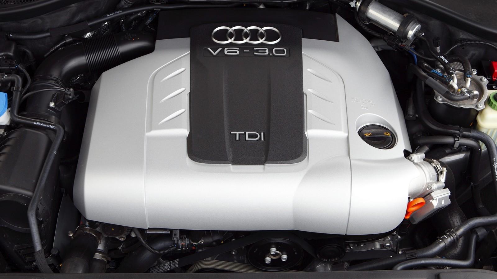 двигатель 3.0 tdi audi пробег более 100 тысяч