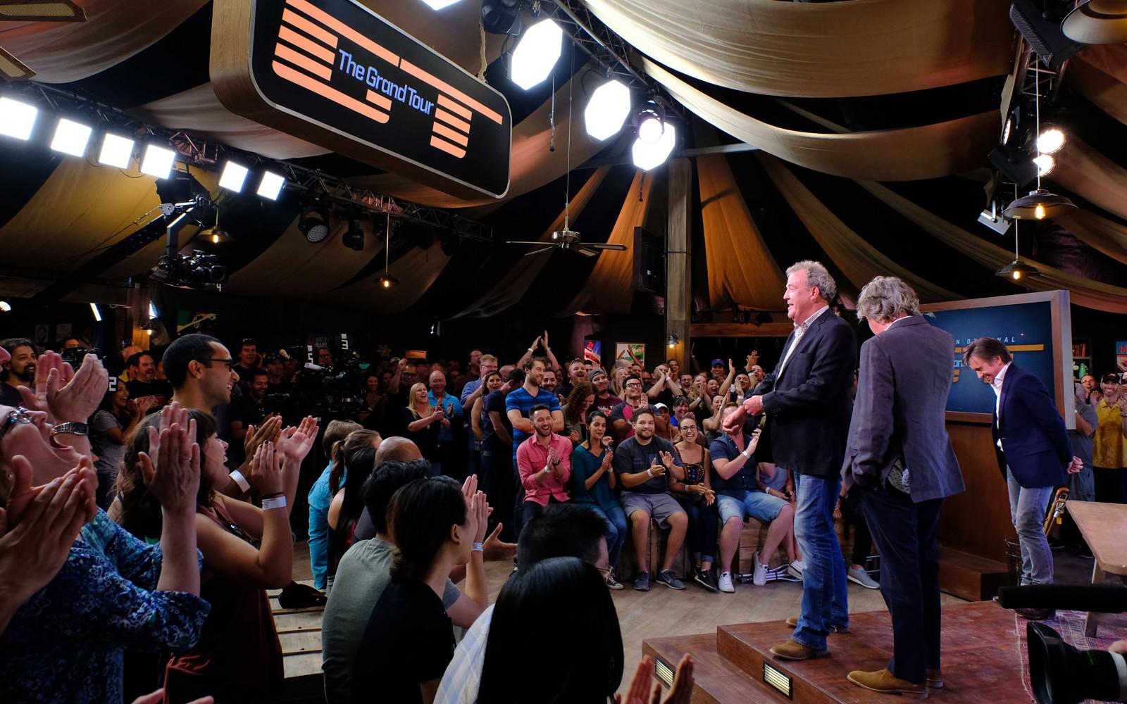 Назамену Top Gear: Кларксон, Хаммонд иМэй запускают новое шоу