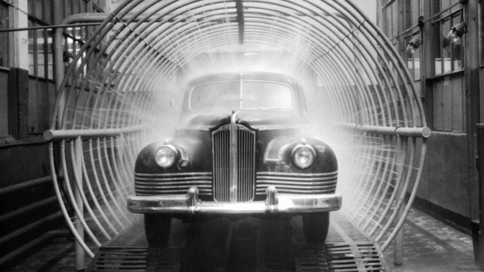 На фото: ЗиС-110 '1945–58
