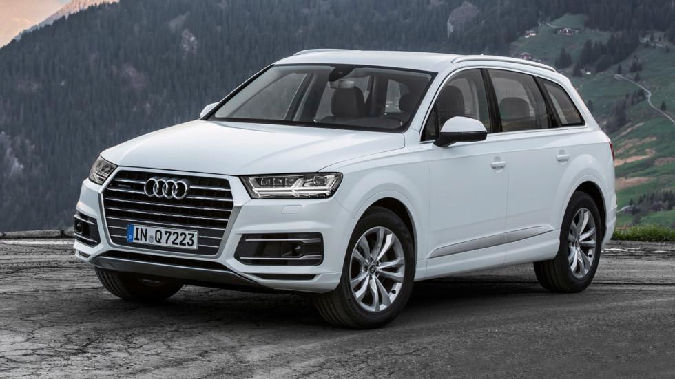 На фото: Audi Q7