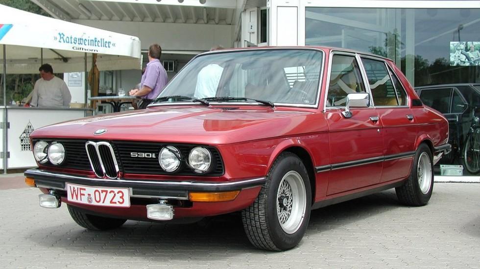 BMW 530i Sedan