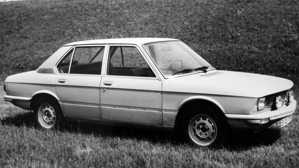 BMW 5 Series Prototype (E12)