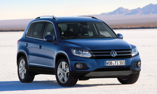 10НояВ Калуге выпустили партию VW Tiguan с дефектными моторами