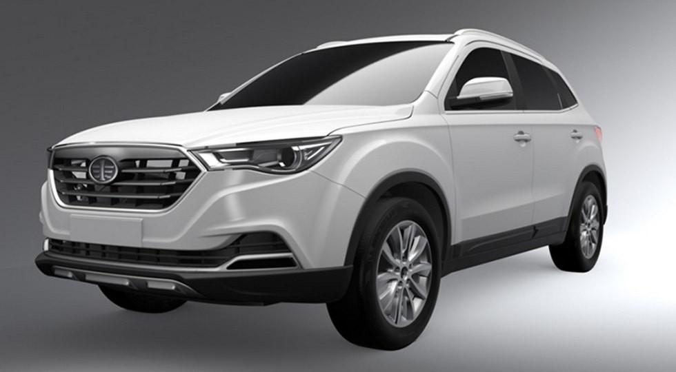 На автомобильном салоне вГуанчжоу состоится премьера FAW X40
