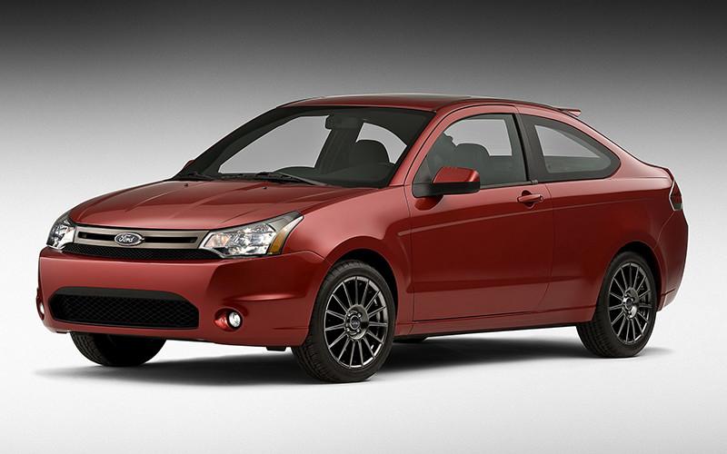 Новый Форд Focus будет ивкорпусе «купе»