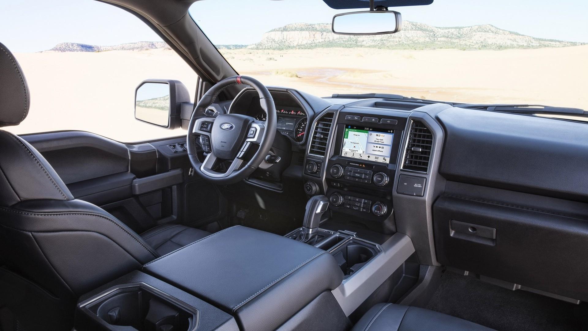 ВАмерике стартовали продажи нового пикапа от Форд