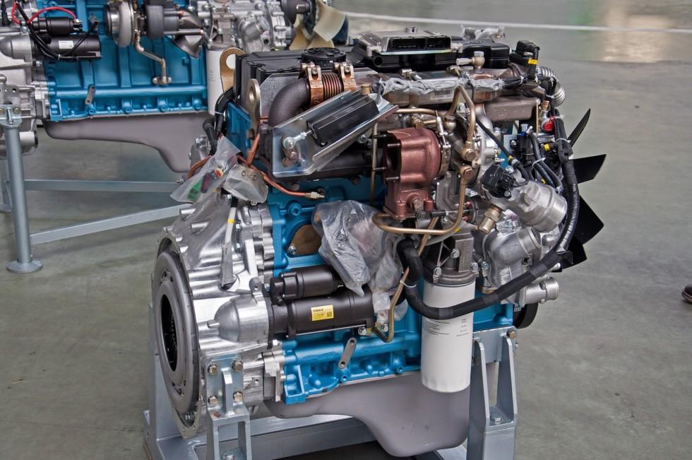 газовый мотор