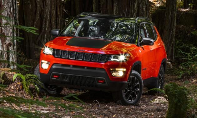 ВЛос-Анджелесе показали новый кроссовер Jeep Compass