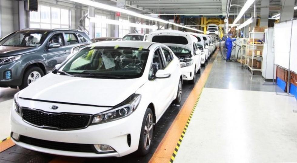 На «Автоторе» стартовало серийное производство обновленной Киа Cerato
