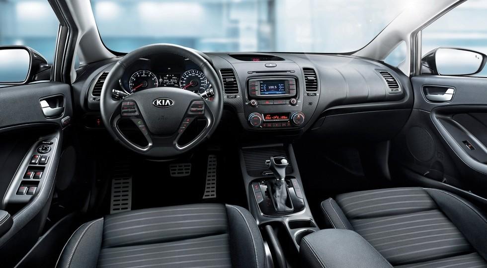 «Автотор» начал выпуск обновлённого седана класса С Кия Cerato