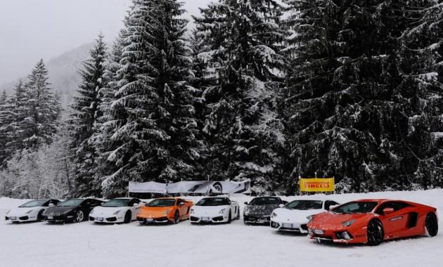 Популярность авто Lamborghini в Российской Федерации возросла неменее чем на40%