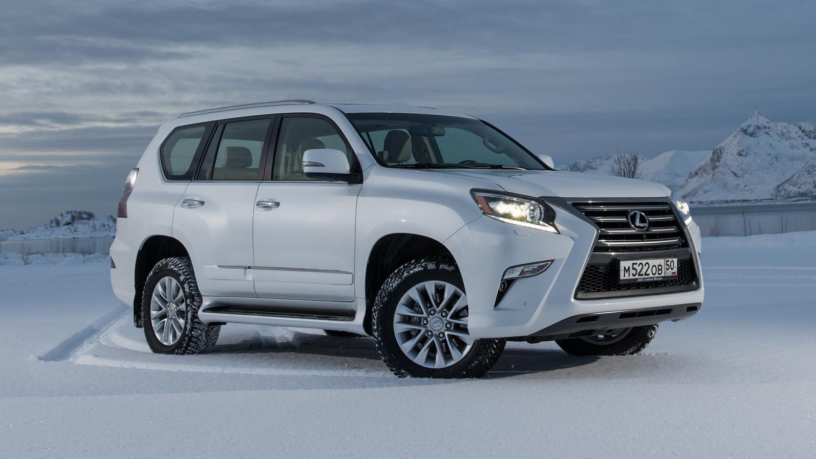 Лексус объявил о превосходных скидках наавтомобили в РФ
