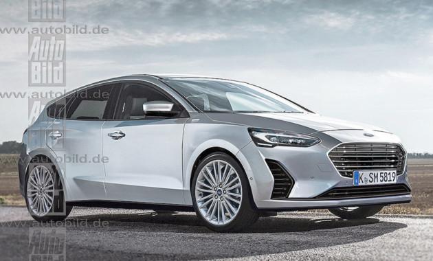 Форд Focus обновленного поколения выйдет вкузове купе