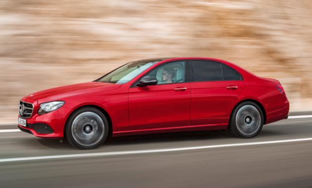 Названы самые известные премиальные автомобили в российской столице