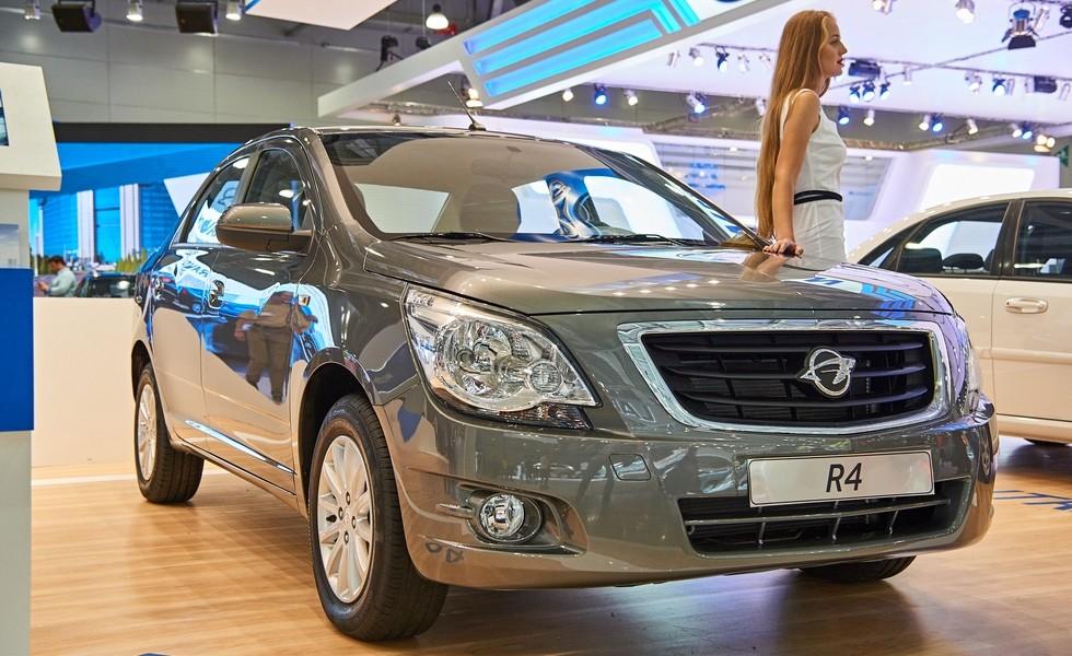 Новый седан марки Ravon будет стоить 499 000 руб.