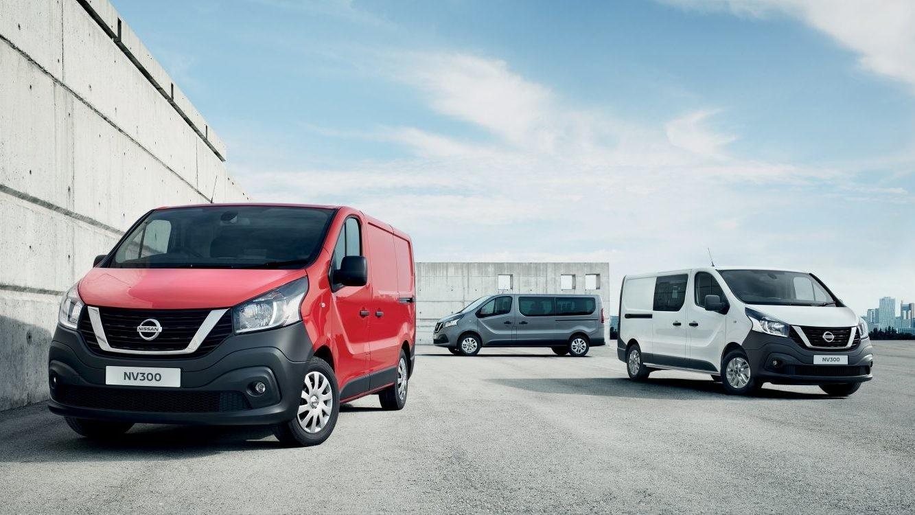 Ниссан объявил цены нановый фургон NV300