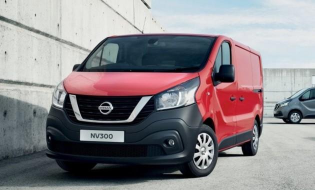 Ниссан обнародовал цены нановый фургон NV300