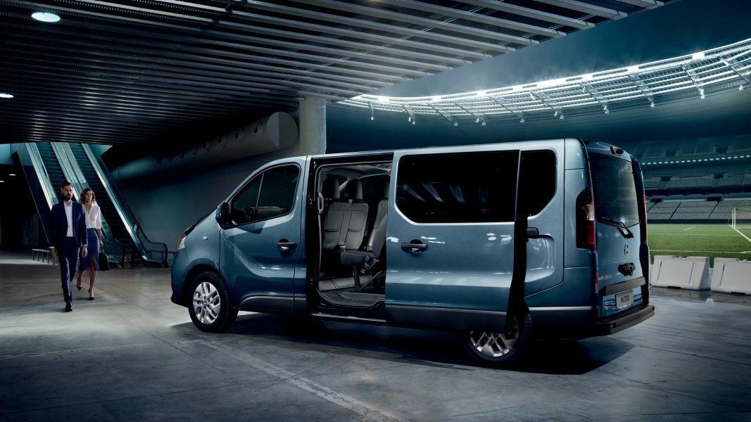 Ниссан огласил официальные цены нового фургона NV300