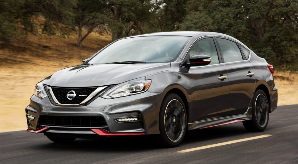 В Штатах представили Nissan Sentra Nismo