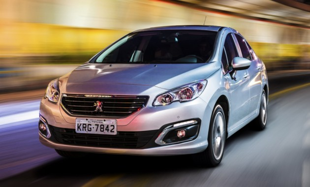 В последующем году на автомобильном рынке РФпредставят новый Пежо 408