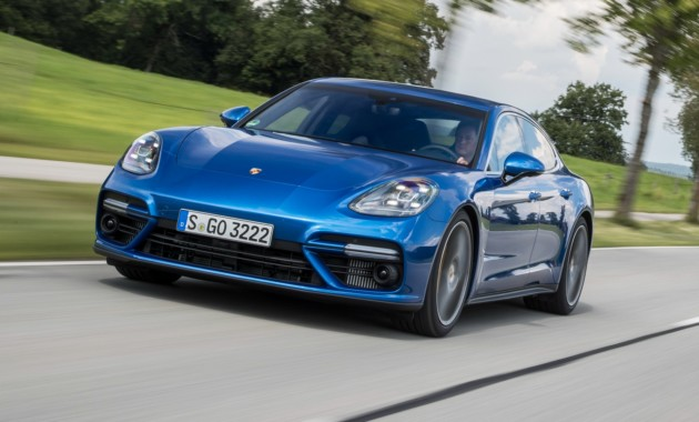 Стали известны цены вРоссии нановое поколение Porsche Panamera