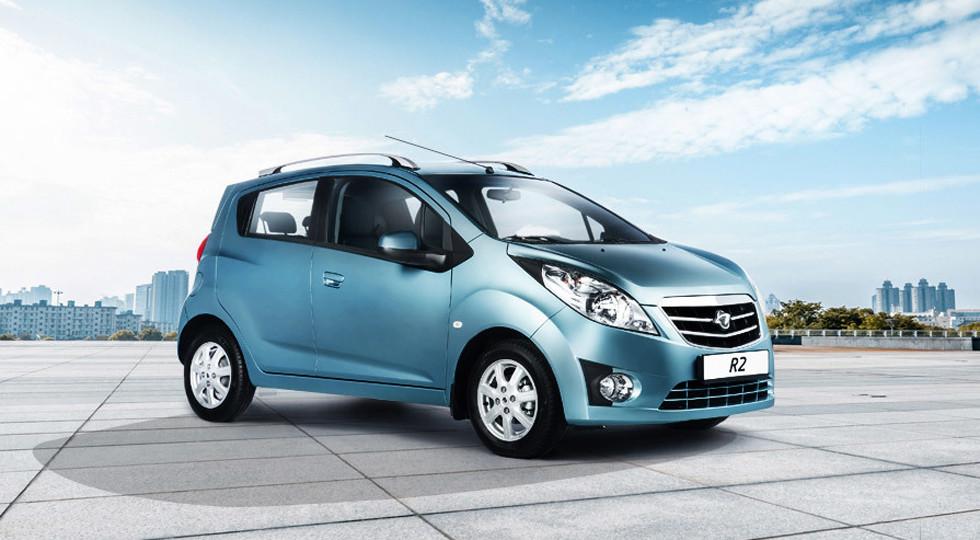Названы самые недорогие автомобили в Российской Федерации