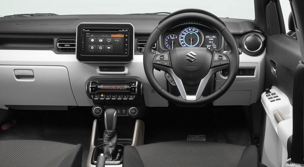 ВИндии стартовал выпуск компактного паркетника Сузуки Ignis