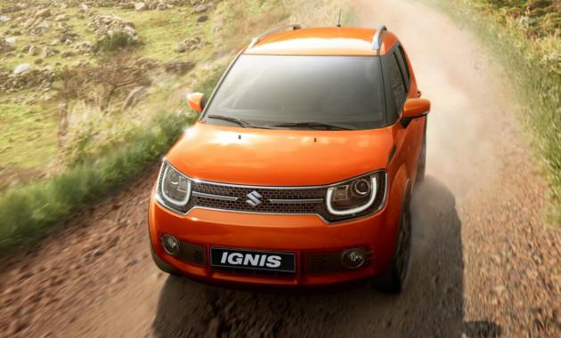 25НояВ Индии стартовало производство субкомпактного кросса Suzuki