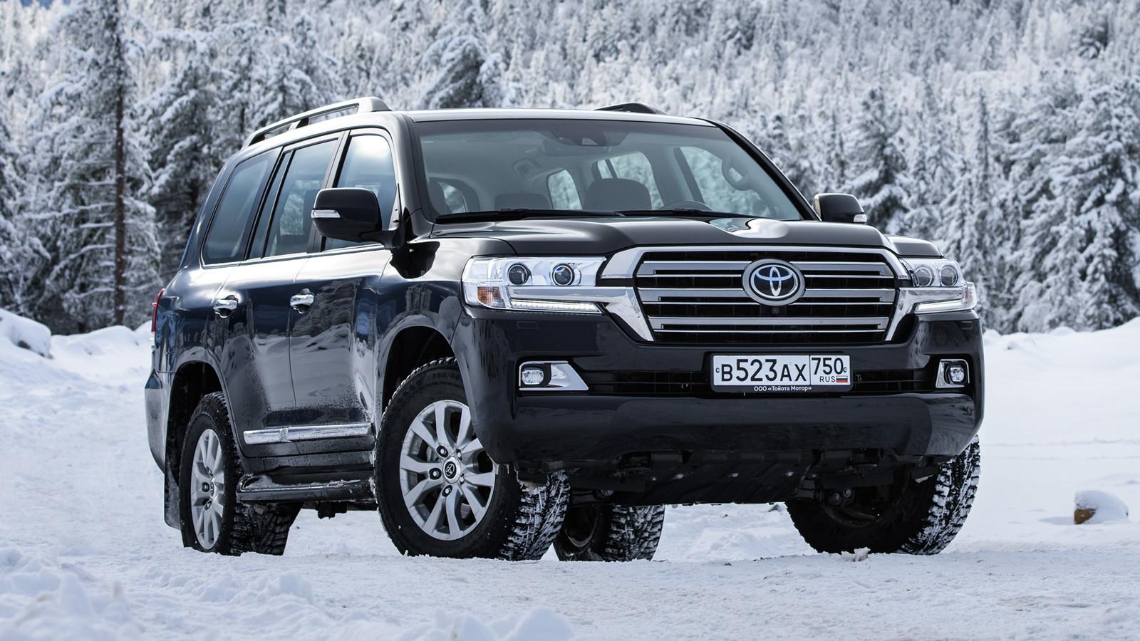 Самые дорогие машины в РФ - на далеком Востоке