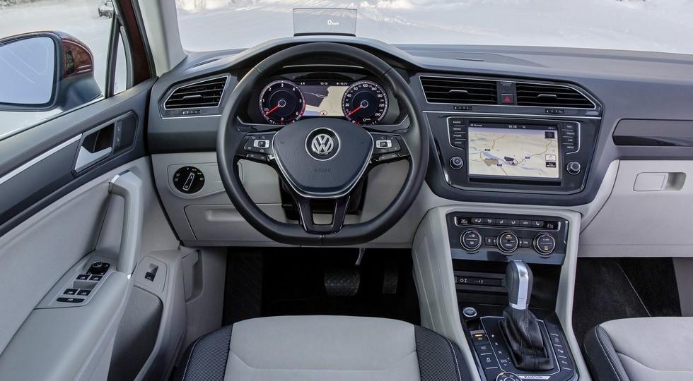 VW начал выпуск нового Tiguan вКалуге