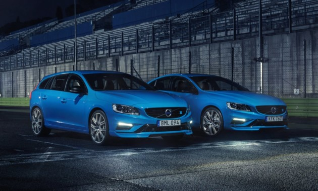 Налосанджелесском автосалоне представлены «заряженные» Volvo S60, атакже V60 class=